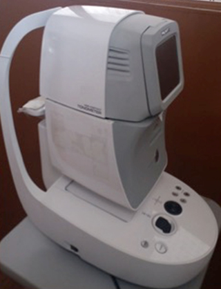 Non-Contact-Tonometer