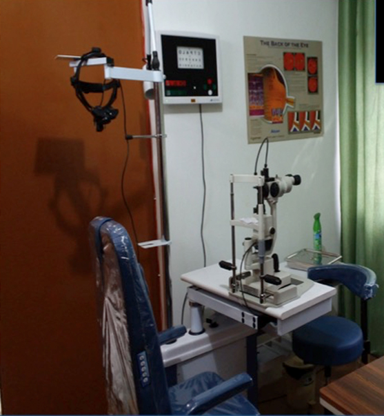 Slit-Lamp-Biomicroscopy
